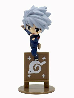 Naruto Shippuden Let's Enjoy Tea Time Figure KeyChain na0305 Kakashi (no box)