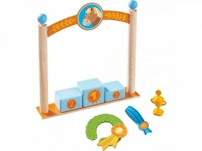 HABA 303048 Little Friends Spielset - Siegerpodest