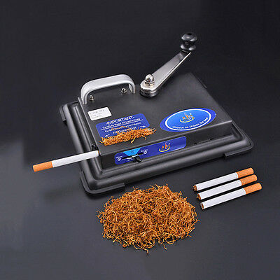 New Cigarette/ Tobacco Easy Rolling Making Machine Injector DIY FAST Roller Home
