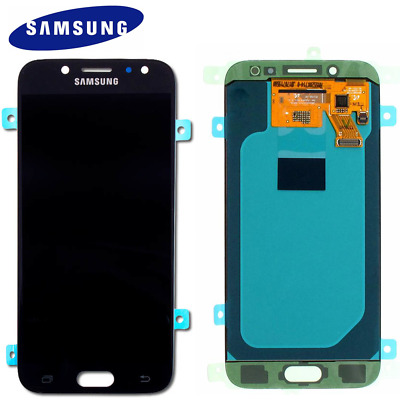 Original Samsung J5 2017 SM-J530F/DS LCD Display Touch Screen Bildschirm Schwarz