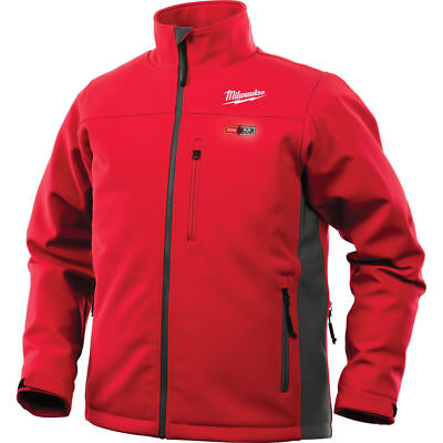 Milwaukee 201R203X M12 12V Quality Lithium-Ion Heated Jacket (Red/Black) New
