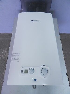 JUNKERS JETATHERMCOMPACT WRD 14-2 G21 S7695 Gas-Durchlauferhitzer Boiler Bj.2010