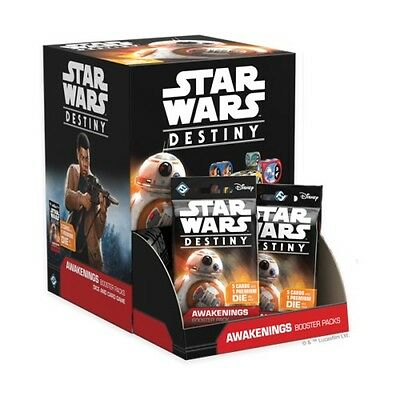 Star Wars Destiny Awakenings Booster Box Factory Sealed