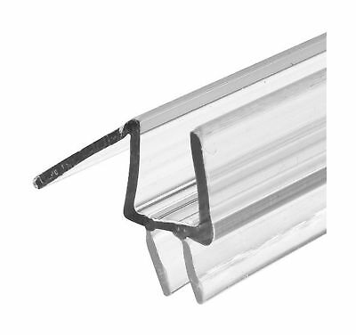 Prime-Line Products M 6258  Frameless Shower Door Bottom Seal 3/8 in. ... NO TAX
