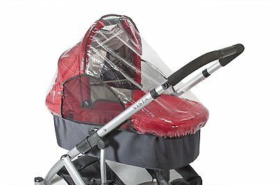 VISTA CRUZ Infant Bassinet Rain Shield Cover Clear NIB