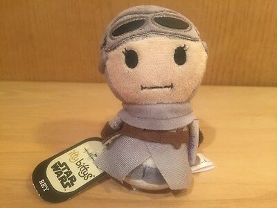 Rey Hallmark itty bitty bittys Disney Star Wars The Force Awakens - NWT - Rare