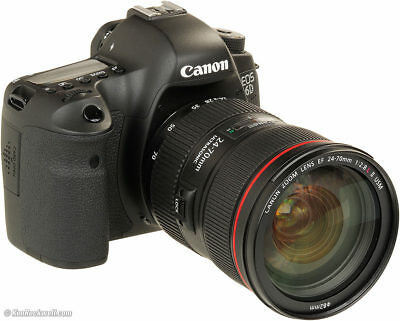 Canon EOS 6D camera Body 24-70mm F4L IS USM Lens Japan Domestic Version New