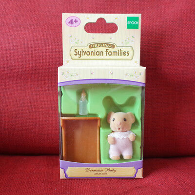 Sylvanian Families DORMOUSE Baby 3406 Epoch Calico Critters