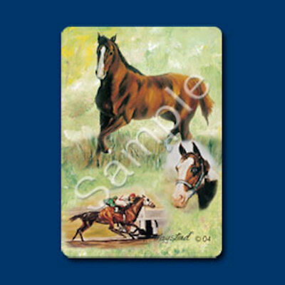 Variety of HORSES - Deck of Playing Cards by Maystead