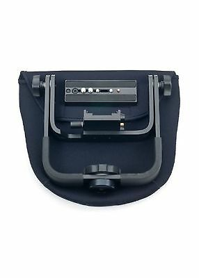 LensCoat LCMGPBK Manfrotto 393 Gimbal Pouch (Black) black NO TAX