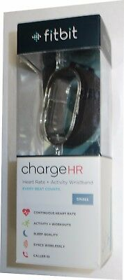 Fitbit Charge HR Wireless Activity and Sleep Tracker Heart Rate Small Wristband