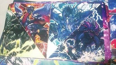 Yugioh Playmat Custom True King pendulum Freeship