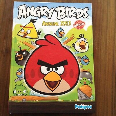 Angry Birds Official Annual 2013