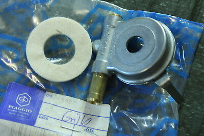 Piaggio Grillo Moped original Veglia Speedometer housing 265927 NOS Drive Tacho