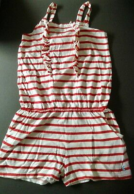 Joules Girls Summer Playsuit Age 8