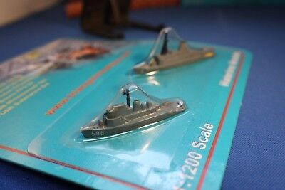 USN Minesweeper Set Acme and Avenger Class carded Triang Minic Ships