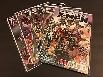 The First X-Men (Complete Set, Run, Lot) Marvel.