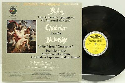 "Dukas LP ""The Sorcerer´s Apprentice"", Limited Edition, M"