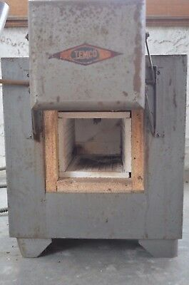 Tempco THERMOLYNE CORP MODEL F1625 electric oven Furnace kiln fisher scientific