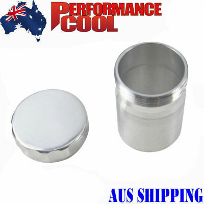 "2"" O.D Aluminium Alloy Splash Bowl Fuel Tank Weld On Filler Neck+Cap"