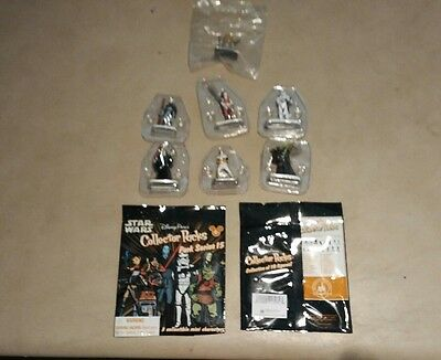 Disney Parks Star Wars  Series 15 Collector Packs 7 Of 18 Figurines