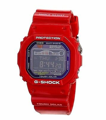 Casio GWX-5600C-4JF G-SHOCK G-LIDE Tide Graph Watch Japan Domestic Version New