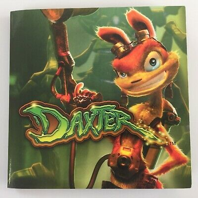Daxter (Jak And &) Promo Press Kit - For Sony Psp Playstation Portable Game