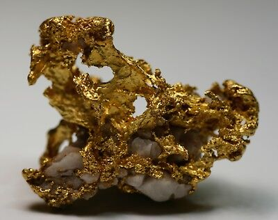 Gold Specimen  Nugget 29.46 Grams (Australian Natural)