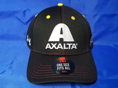 Dale Earnhardt Jr. #88 Axalta Under Armour 100% Polyester Black Cap