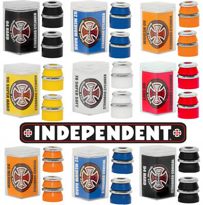 INDEPENDENT Skateboard Truck Bushings & Washers /  Conical Cylinder Rubbers