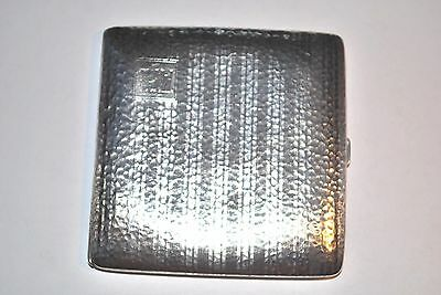 Solid Sterling Silver Case