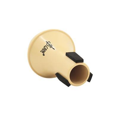 Straight Mute for Trumpet Practicing Musical Instrument Parts Wood Color
