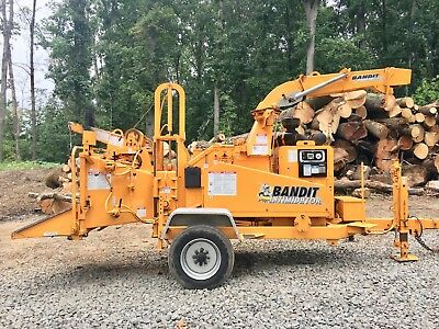 2013 Bandit 1590XP Chipper