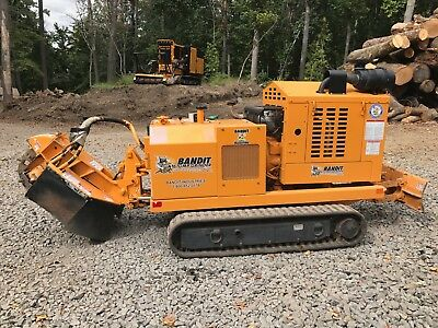 2015 Bandit 2900T Stump Grinder