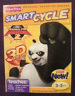 Brand NEW Factory Sealed Rescue Heroes Smart Cycle Game Cartridge with Booklet