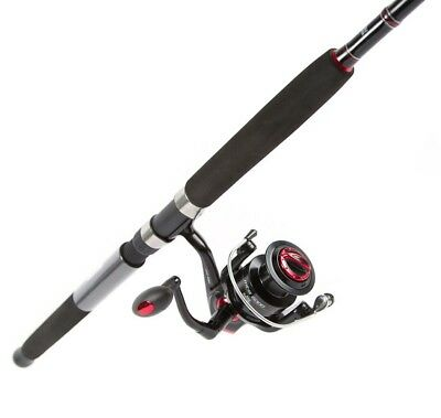 Abu Garcia MTS 6000 & Muscle Tip 661 8-12kg Spin Combo