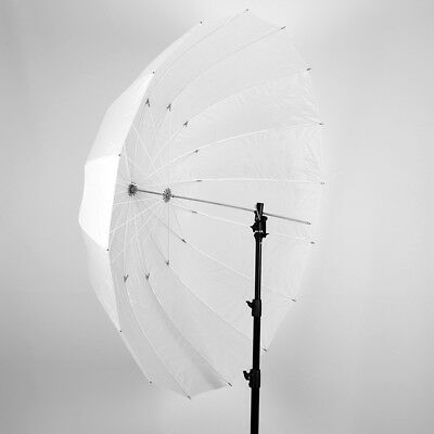 Xlite Deep Parabolic Translucent Umbrella 165cm Photography Studio Lighting