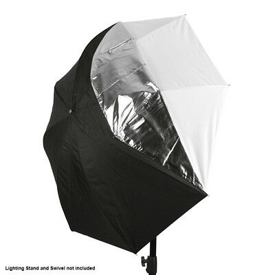 Xlite 110cm 2 in 1 Translucent / White Umbrella Photography Studio Lighting