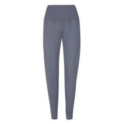 BNWT Bamboo Body Slouch Pants suit maternity size L (14) Grey (jeans shorts)
