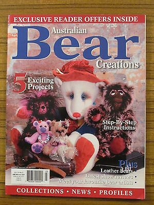 Australian Bear Creations - Volume 16 No.3 Teddies  2010