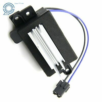 BLOWER RESISTOR REPLACES UPDATED DESIGN 4P1516 MT1805 RU-631 JA1639 BMR34 for GM
