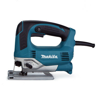 Makita JV0600K 650 Watt Variable Speed D-Handle Jigsaw Jig Saw
