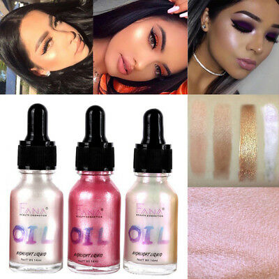 Beauty Liquid Highlighter Makeup Shimmer Face Contour Shimering