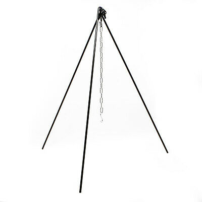 Dutch Oven Cast Iron tripod frame Camping Outdoor Cooking Equipment Grill