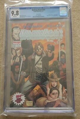 The Walking Dead #164 Ottley Variant CGC 9.8 - 2017 - Image Comics - English
