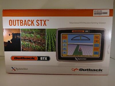 Outback STX Guidance System For Tractors. An RTK Precision Farming Solution.