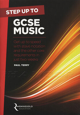 Step Up To GCSE Music Book Method Rhinegold Paul Terry 14 Sessions Crash Course