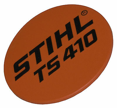 Recoil Name Badge Plate  Fits STIHL TS410
