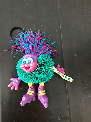 Vintage 1997 Toy Fair Koosh Ball Figurine