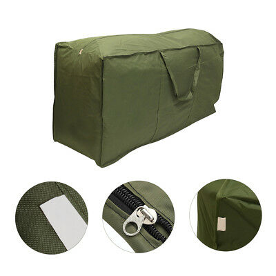 Extra Large Heavy Duty Polyester Christmas Tree Storage Bag 173x76x51cm Green